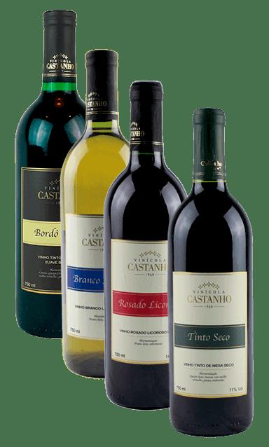 vinhos personalizados